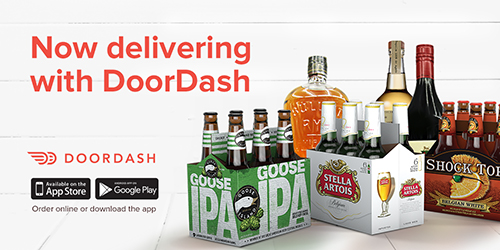 DoorDash Alcohol Delivered In MInutes To Your Doorstep | Quality Liquor  Store
