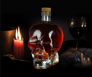 Crystal Head Spooky Vodka