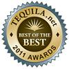 Tequila.net Best of the Best 2011 Award
