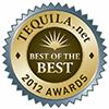 Tequila.net Best of the Best 2012 Award